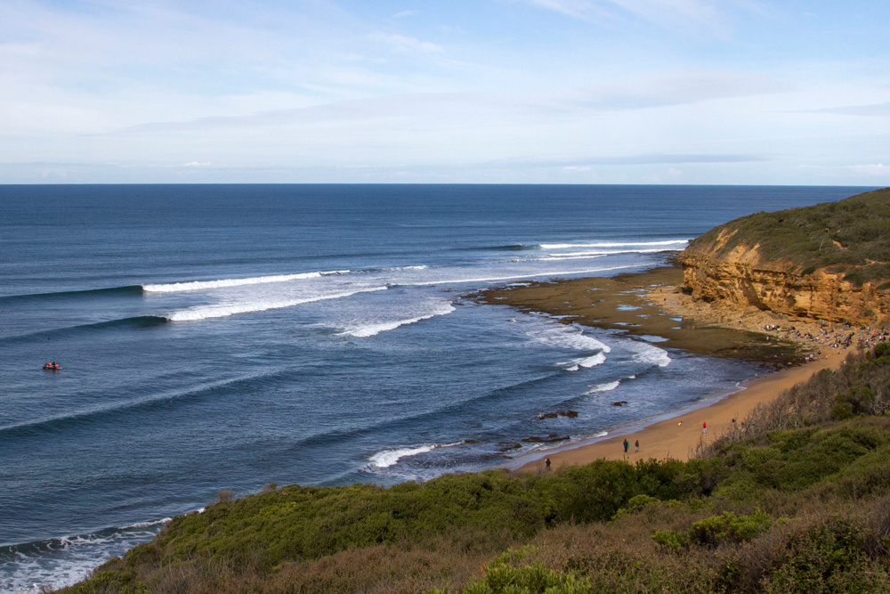 Rip Curl signs on for three years as partner of Australian Indigenous Surfing Titles at Bells Beach