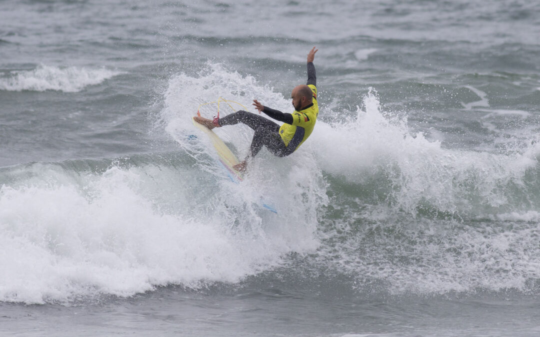 Former champions dominate on Day 2 at the Australian Indigenous Surfing Titles